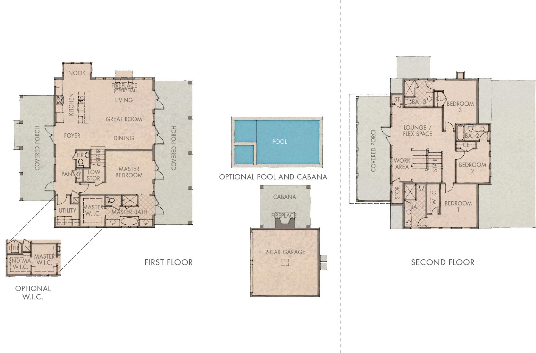 Fairwater C Floorplan