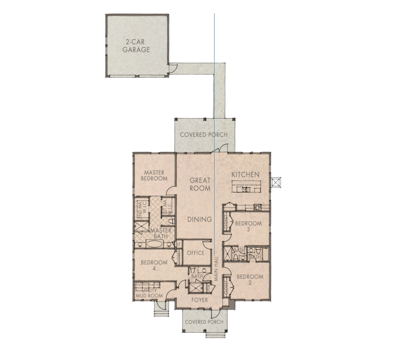 Guilford Floorplan