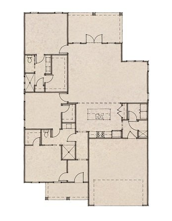 Bella II (exp)  Floorplan