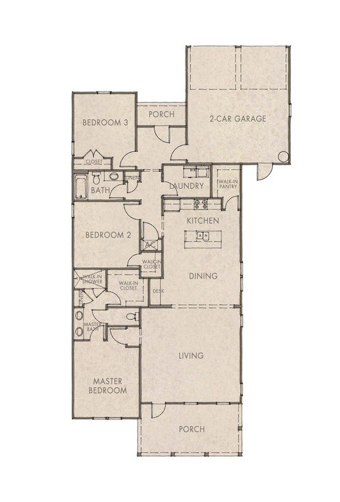 Anise Floorplan