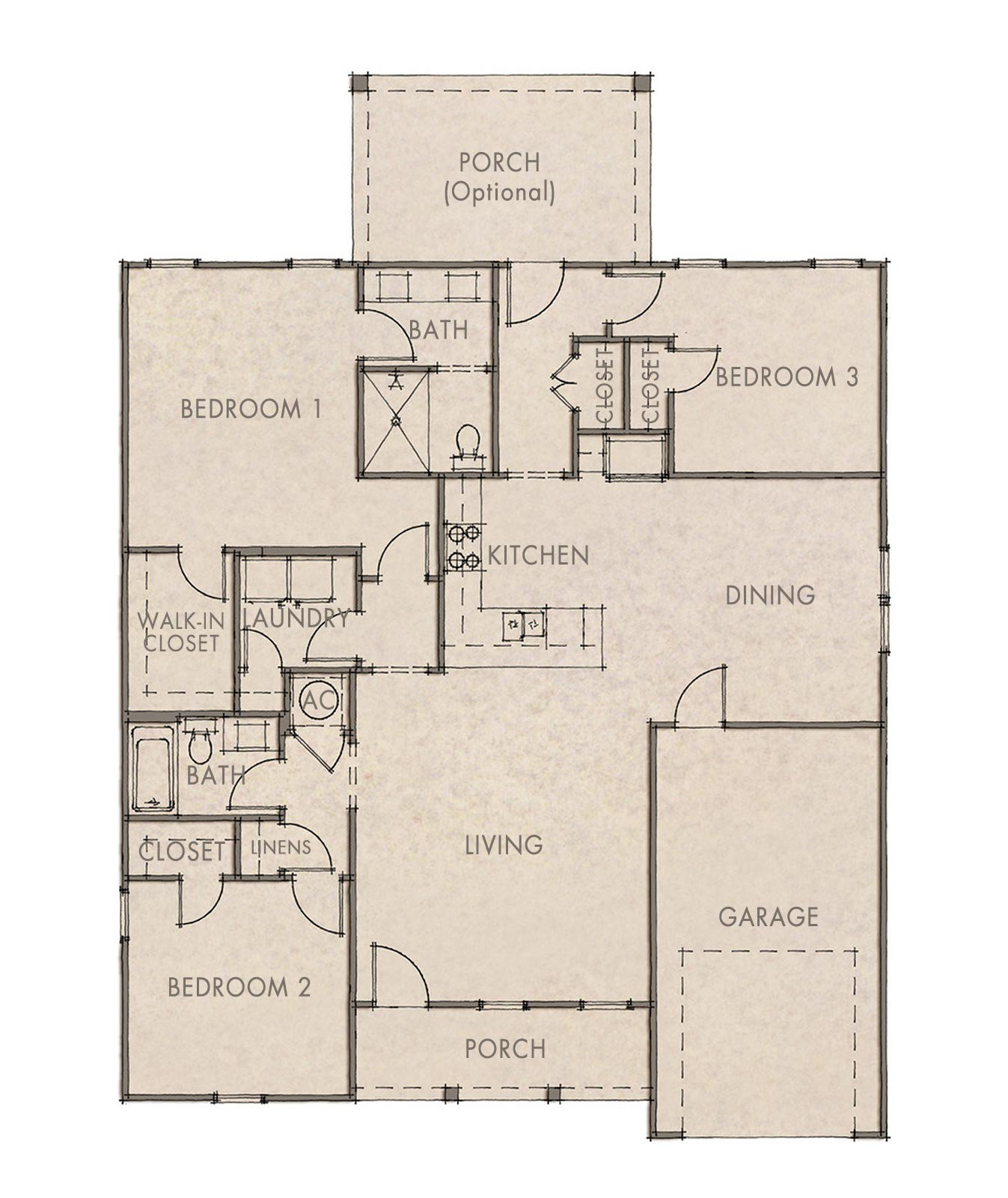 Adam Floorplan