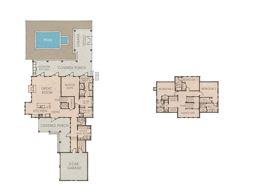 Weatherly Floorplan